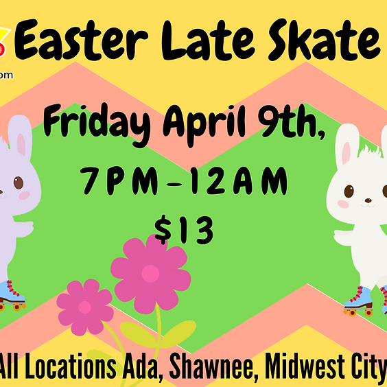 04/09 Friday Late Skate