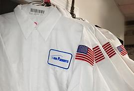 packout uniforms