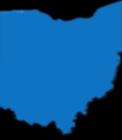 map of ohio locations