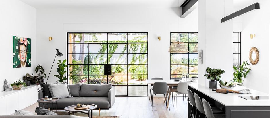 שלושה טיפים לעיצוב בית נטול לחצים