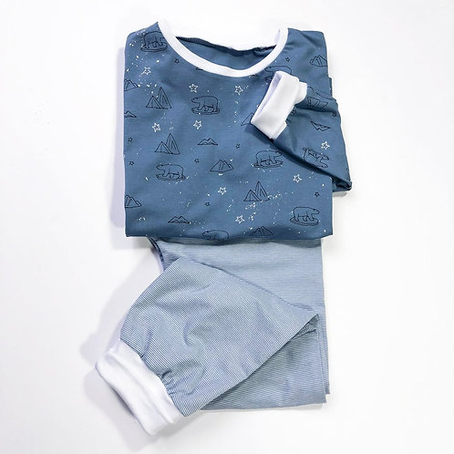 Ikatee Sacha Pyjama and Loungewear set