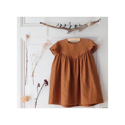 Ikatee Louise Dress and Blouse