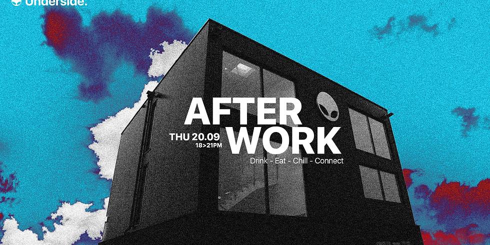 Afterwork Thu 20.09 l Underside HQ