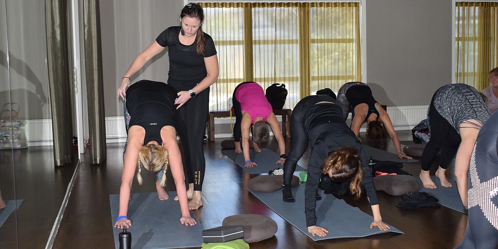 Yoga fortsättningskurs Våren 2019