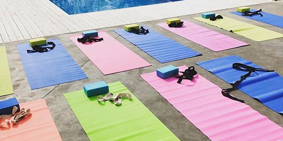 MPWR Pool Side Yoga