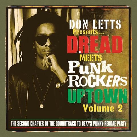 DREAD MEETS PUNK ROCKERS VOL.2