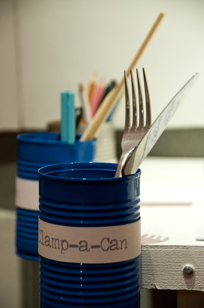 Clamp-a-Can