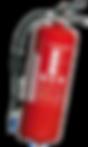Brandsläckare / Fire extinguisher