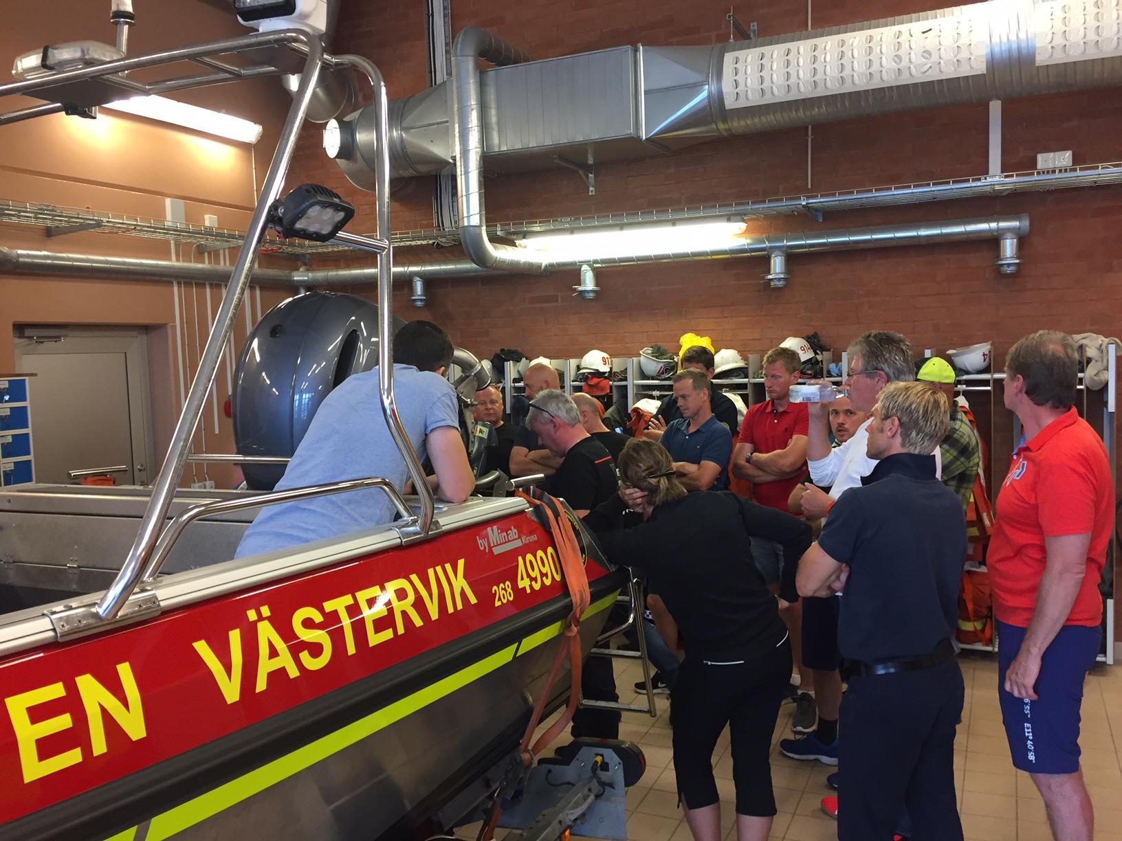 Nordic Rescue Boat