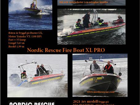 Nordic Rescue Boats