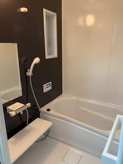 戸建て浴室(ユニットバス)入替え