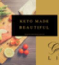 Keto Made Beautiful -title page-page-001