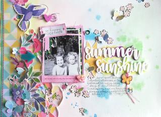 Summer sunshine!