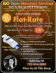 FLAT-RATE