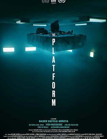 The Platform (2019) WEB-DL 720p Full English Movie Download