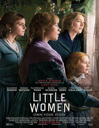 Little Women (2019) HDcam 720p Full English Movie Download