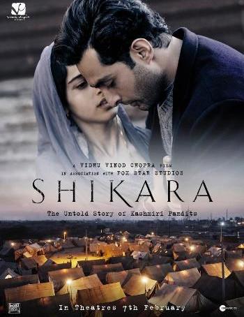 Shikara (2020) WEB-DL 720p Full Hindi Movie Download