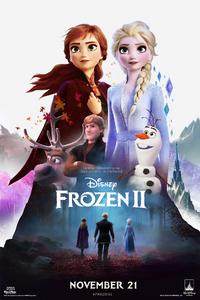 Frozen 2 (2019) HDcam 720p Full English Movie Download