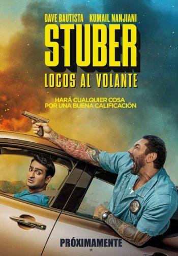Stuber (2019) BluRay 720p Dual Audio In [Hindi English]