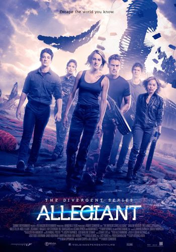Allegiant (2016) BluRay 720p Dual Audio In [Hindi English]