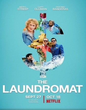 The Laundromat 2019 WEB-DL 720p Full English Movie Download