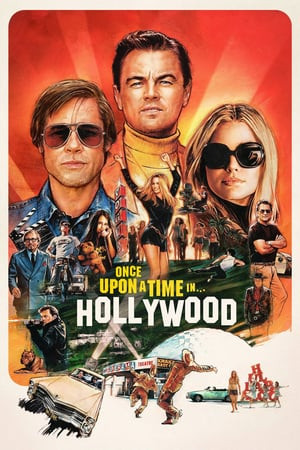 Once Upon a Time In Hollywood (2019) BluRay 1080p Full English Movie Download