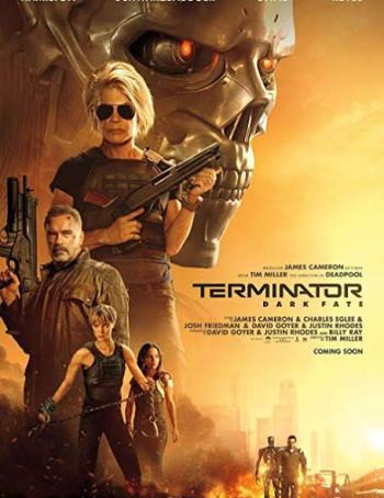 Terminator Dark Fate (2019) WEB-DL 1080p Full English Movie Download