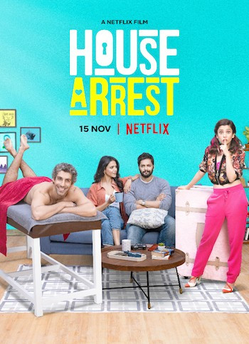 House Arrest (2019) WEB-DL 720p Full English Movie Download