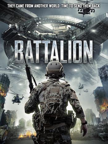 Battalion (2018) WEBRip 720p Dual Audio In [Hindi English]