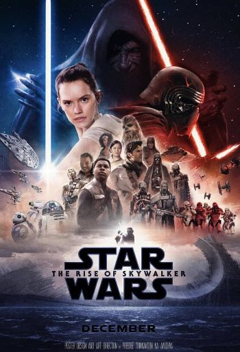 Star Wars The Rise of Skywalker (2019) WEB-DL 720p Full English Movie Download