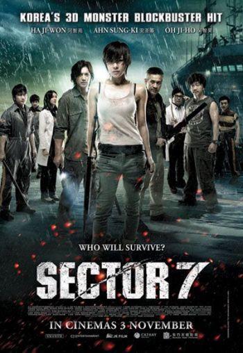 Sector 7 (2011) BluRay 720p Dual Audio In [Hindi Korean]