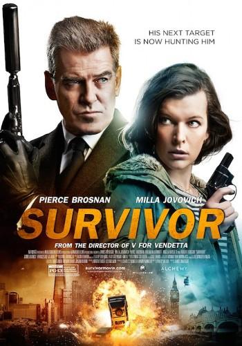 Survivor (2015) BluRay 720p Dual Audio ORG In [Hindi English]