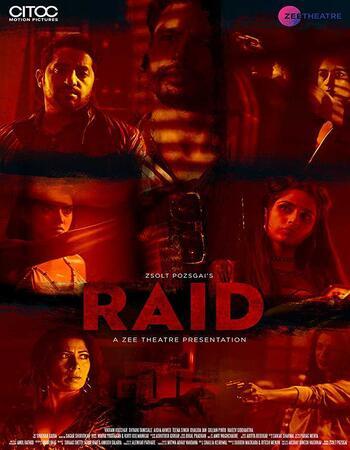 Raid (2019) WEB-DL 720p Full Hindi Movie Download