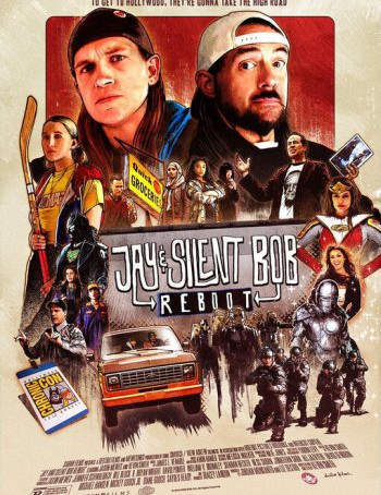 Jay and Silent Bob Reboot (2019) BluRay 720p Full English Movie Download