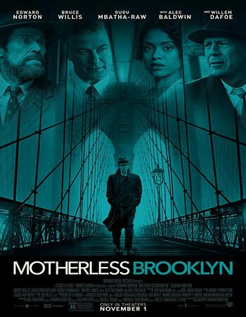 Motherless Brooklyn (2019) HDCam 720p Full English Movie Download