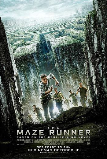 The Maze Runner (2014) BluRay 720p Dual Audio ORG In [Hindi English]