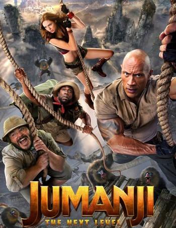 Jumanji The Next Level (2019) HDrip 720p Dual Audio In [Hindi English]