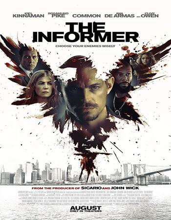 The Informer (2019) BluRay 720p Full English Movie Download