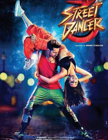 Street Dancer 3D (2020) WEB-DL 720p Full Hindi Movie Download