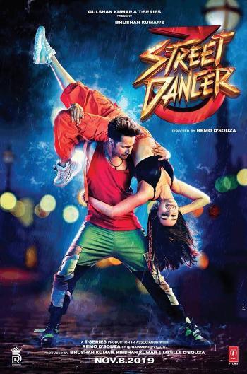 Street Dancer 3D (2020) WEB-DL 720p Full Hindi Movie Download