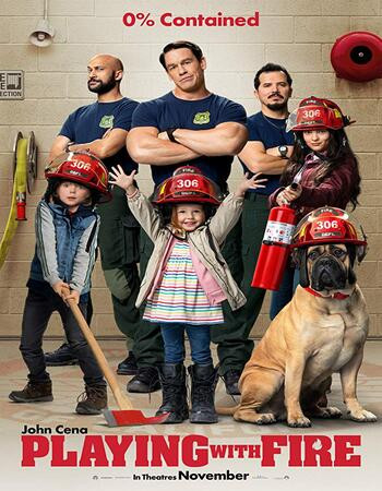 Playing with Fire (2019) BluRay 720p Full English Movie Download