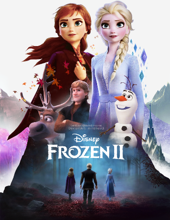 Frozen II (2019) HDTS 720p Full English Movie Download