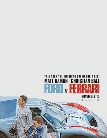 Ford v Ferrari (2019) BluRay 720p Full English Movie Download