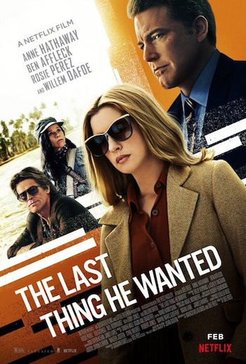 The Last Thing He Wanted (2020) WEB-DL 720p Dual Audio ORG In [Hindi English]