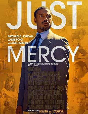 Just Mercy (2020) WEB-DL 720p Full English Movie Download