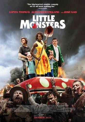 Little Monsters (2019) BluRay 1080p Full English Movie Download