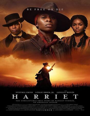 Harriet (2019) DVDScr 720p Full English Movie Download
