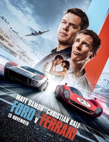 Ford v Ferrari (2019) BluRay 720p Dual Audio ORG In [Hindi English]