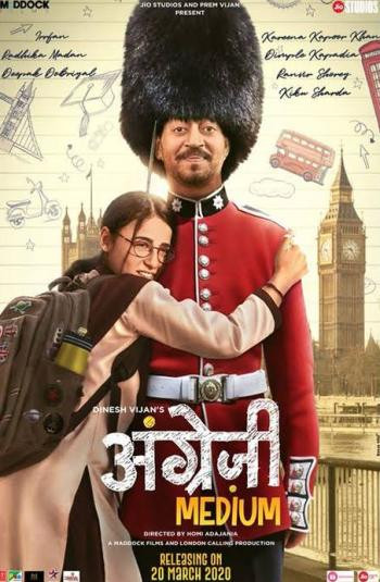 Angrezi Medium (2020) WEB-DL 1080p Full Hindi Movie Download