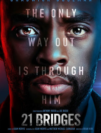 21 Bridges (2019) WEB-DL 1080p Full English Movie Download